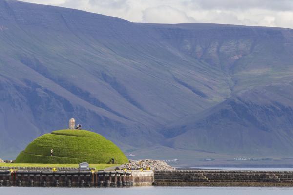 Þúfan, Esja, grandi, Reykjavík