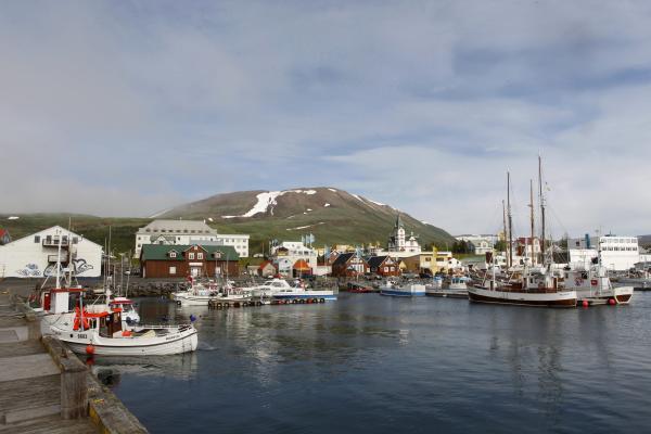 Húsavík, Norðurland