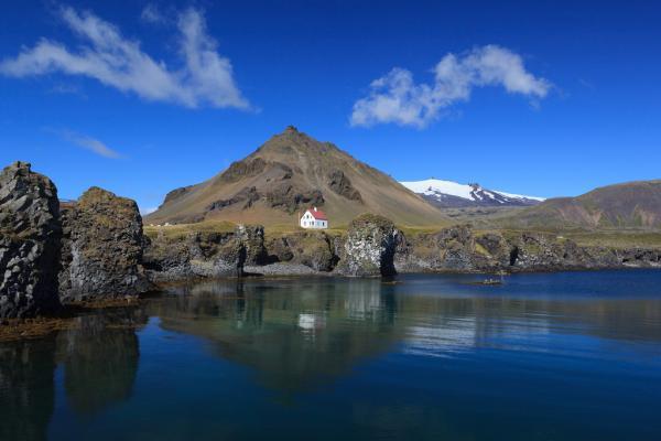 Arnarstapi, vesturland, Snæfellsnes