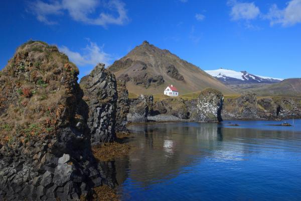 Arnarstapi, snæfellsnes, vesturland, west iceland