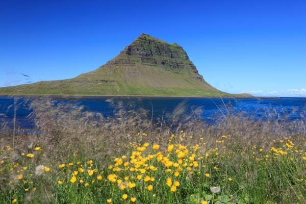 Kirkjufell, Grundarfjörður, Vesturland, West Iceland