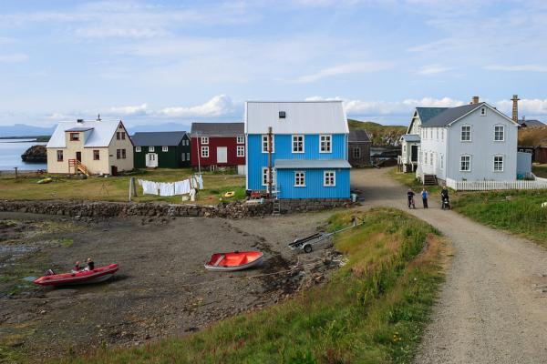 Flatey, Breiðafjörður, Vesturland