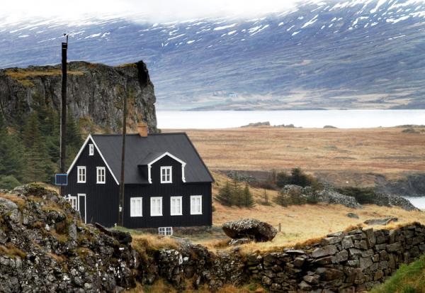 Teigarhorn, berufjörður, Austurland