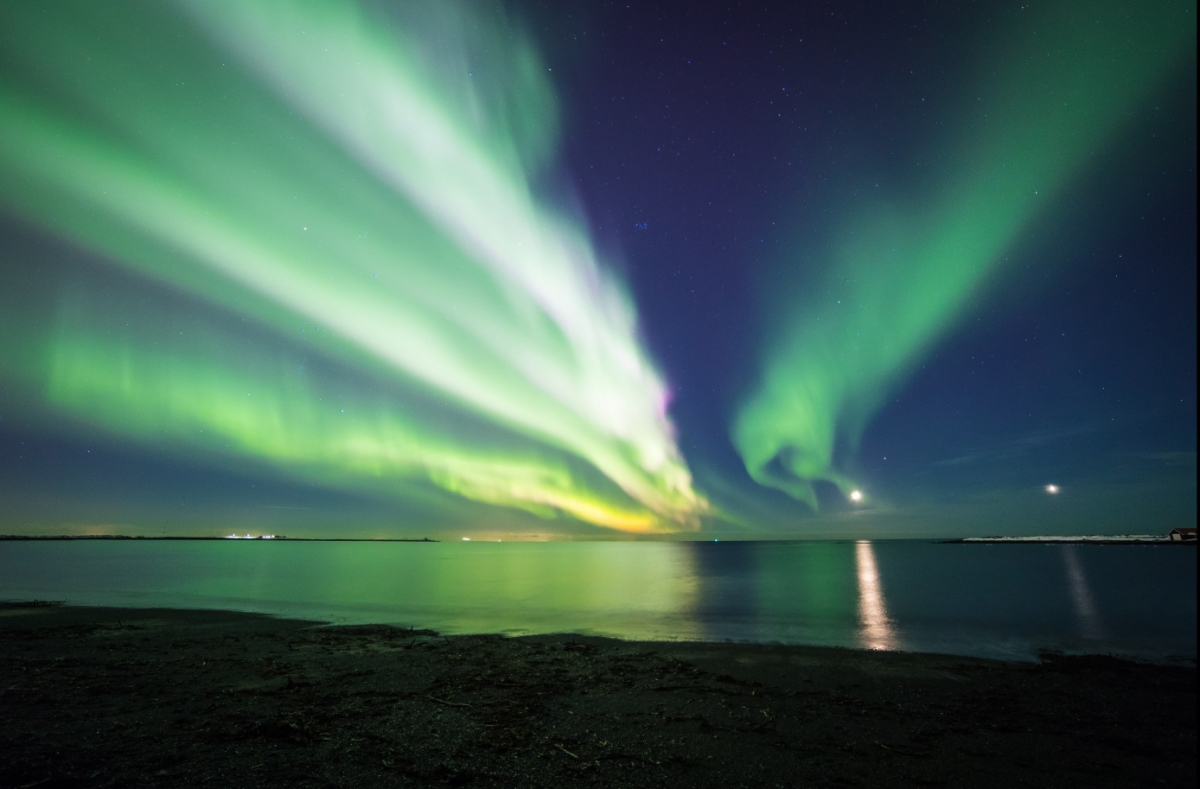 Tonight 39 s aurora forecast still an excellent chance to for Chance of seeing northern lights tonight