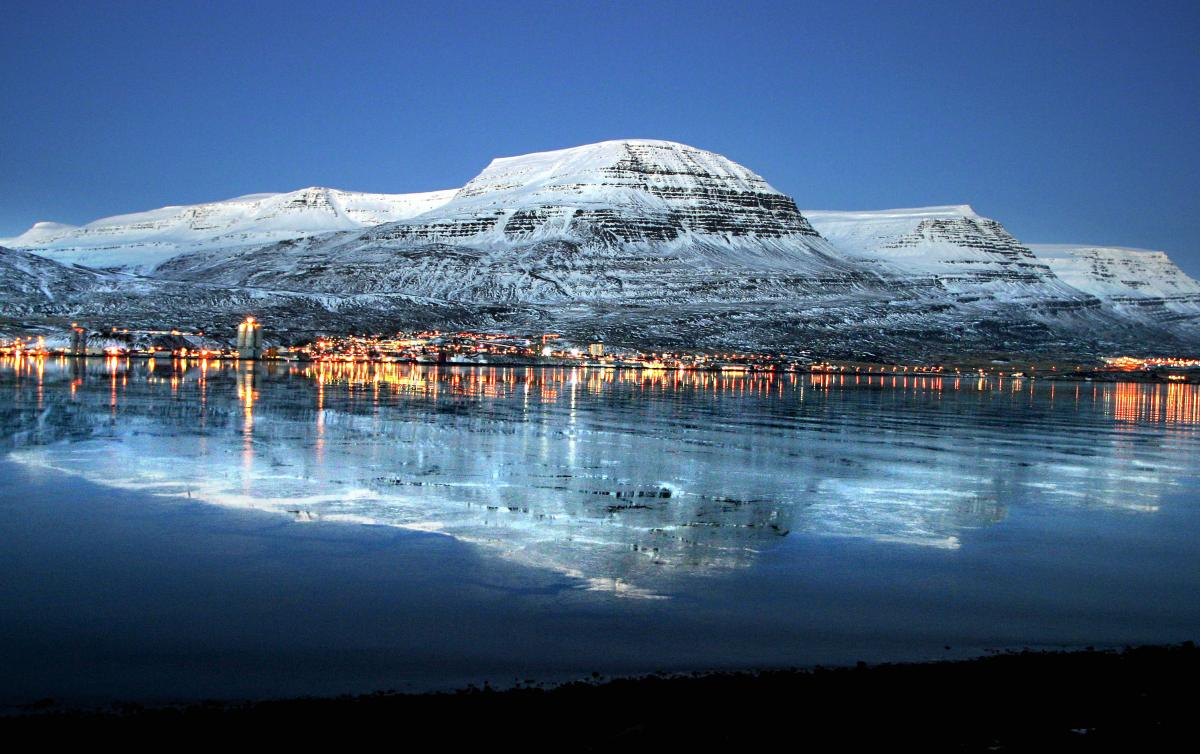 CNN names Reyðarfjörður town as one of the 10 places to visit before it's  changed forever | Icelandmag