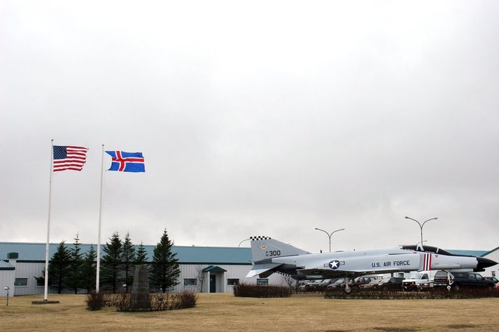 Fate of decommissioned fighter jet left by us navy in iceland sparks historic jet the phantom fighter jet outside the us navy headquarters at the former naval air station keflavk freerunsca Images