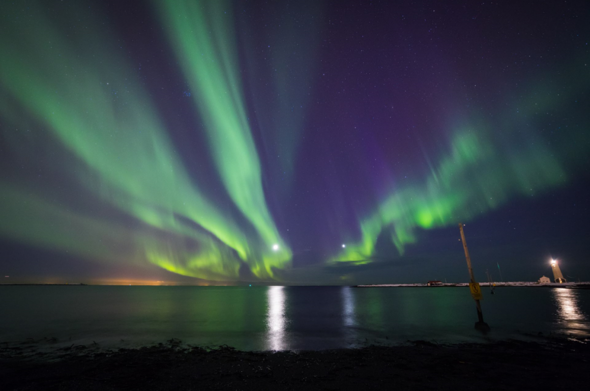 Great Aurora forecast for West and South West Iceland tonight