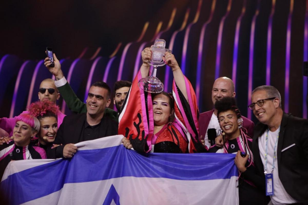"""Результат пошуку зображень за запитом """"eurovision israel"""""""