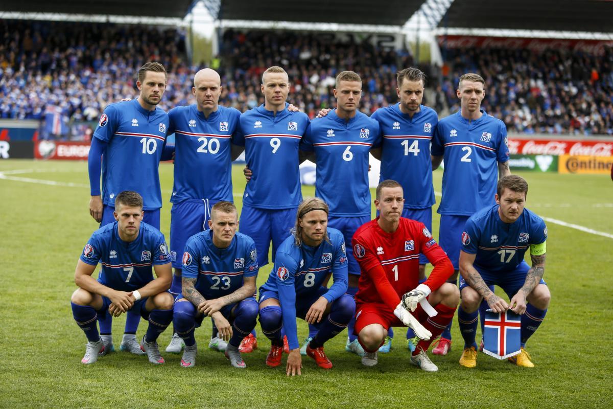A legkönnyebb csoportellenfelünk - Izland váogatottja