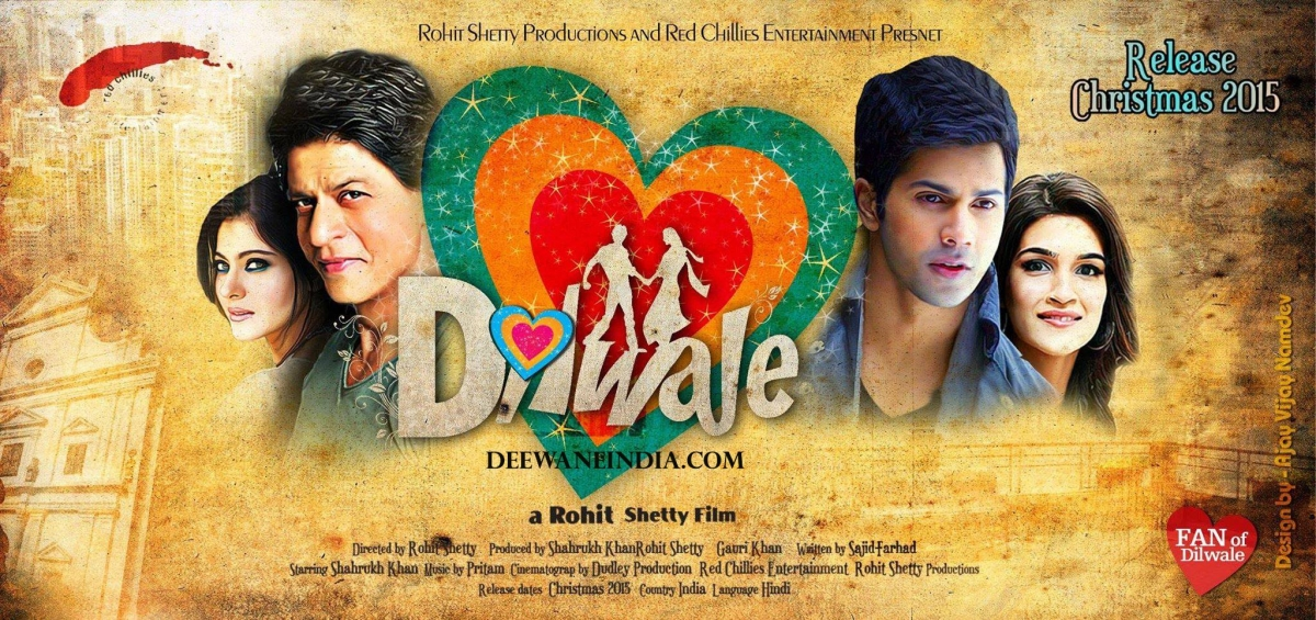Bollywood Music Video Poster