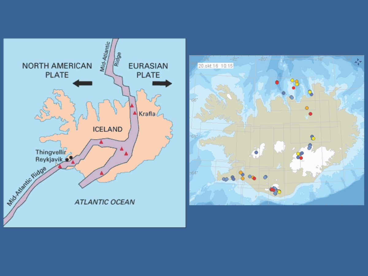 Tearing us apart: Why is Iceland being hit with hundreds of ...