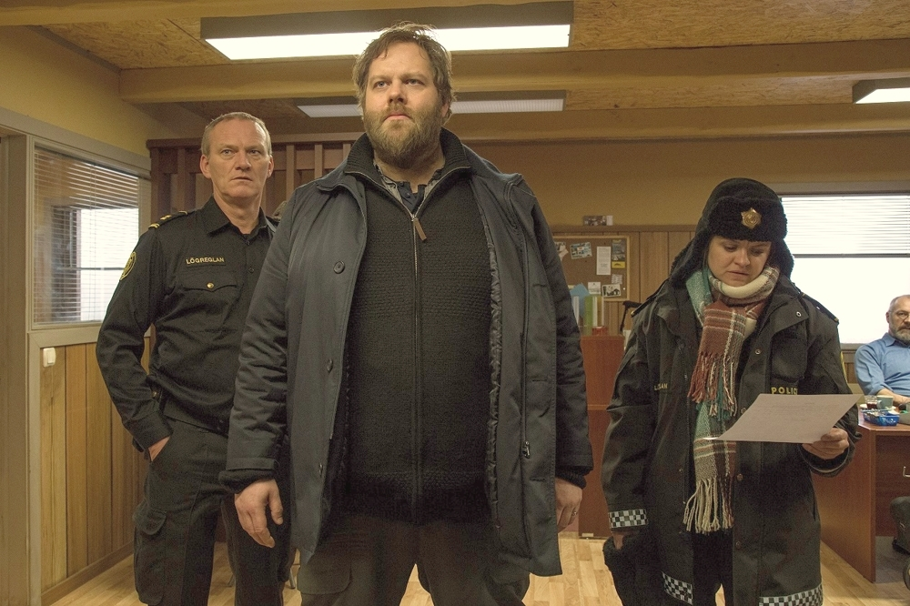 BBC names Icelandic crime drama Trapped one of the TV shows