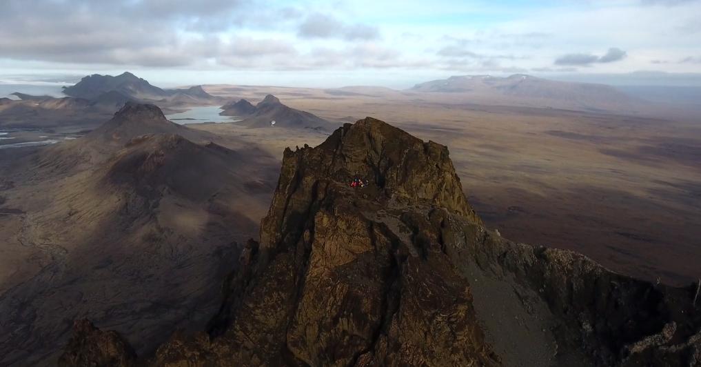 Jarlhettur mountain ridge breathtaking short film shot during a hike through one of iceland 39 s - Jarlhettur iceland ...