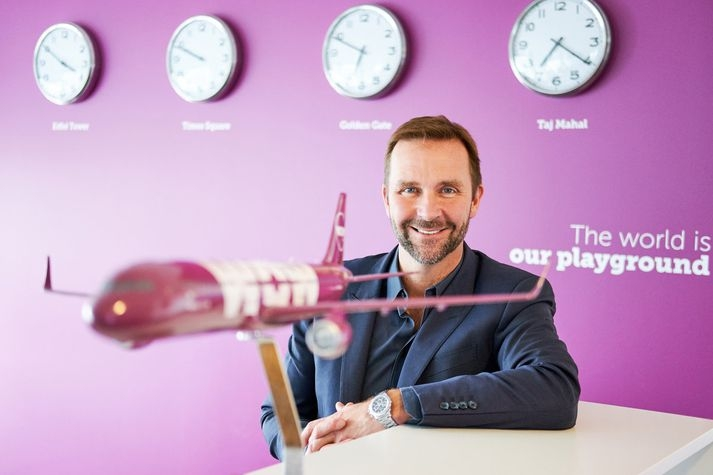 Iceland's WOW air to commence India operations