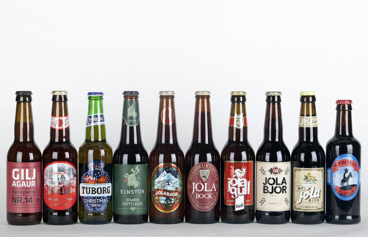 Drink and be merry - the Christmas beer is here | Icelandmag