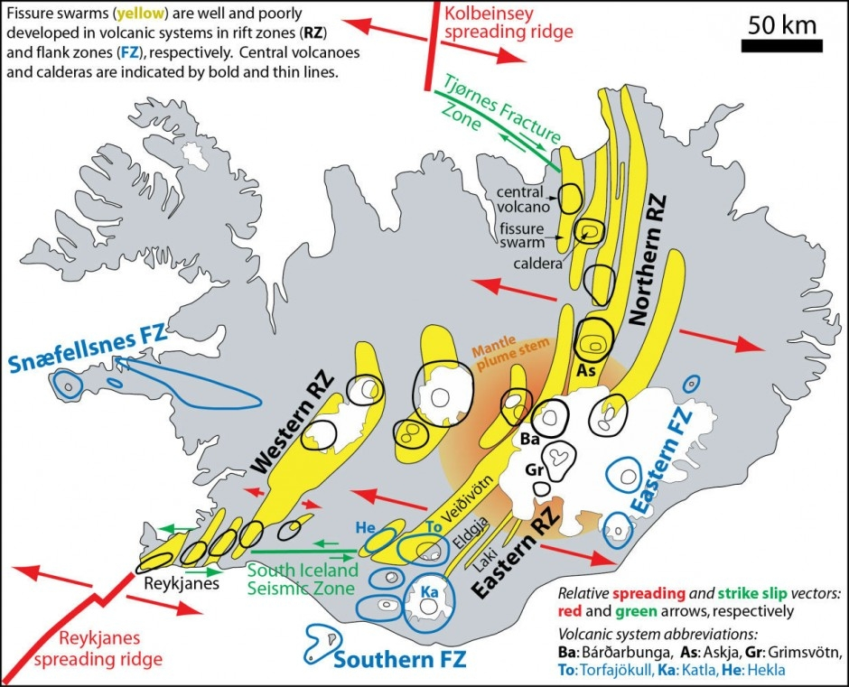 Iceland\'s northernmost settlement and tallest peak tremble: Quakes ...