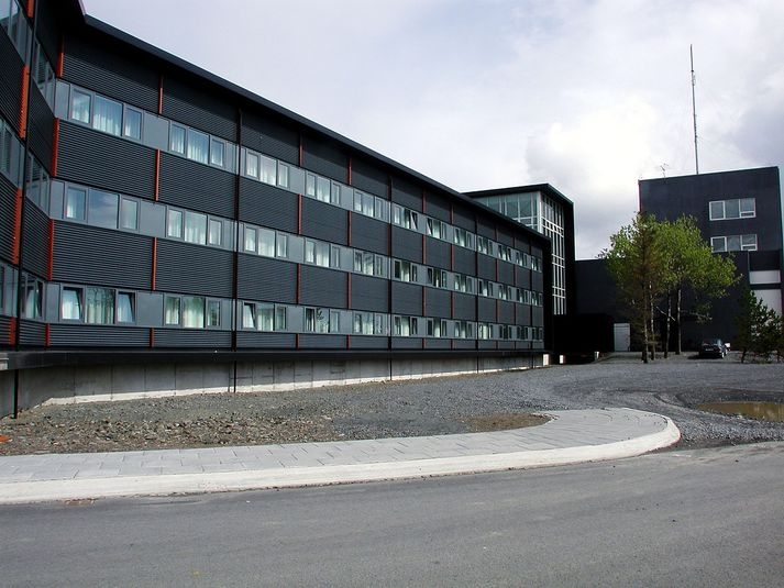 Hotel Selfoss A Recently Built In South Iceland One Of The Many Large Hotels To Meet Booming Demand From Growing Tourism Photo Visir