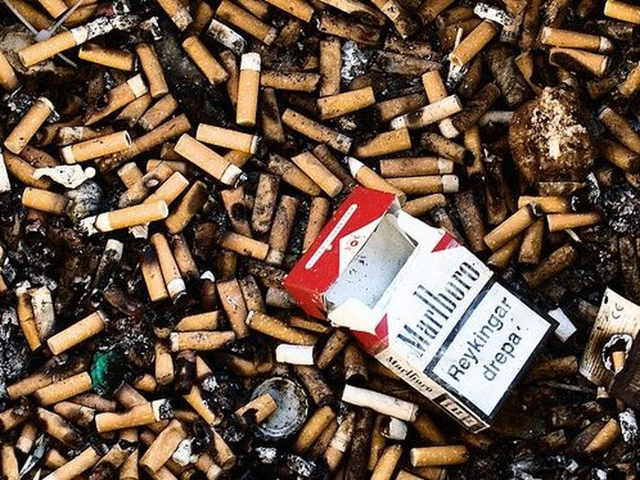 Icelanders now smoke less than any other nation: Cigarette