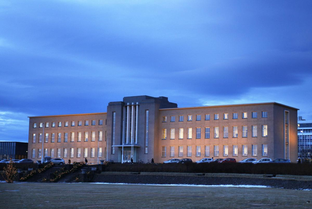 The University of Iceland one of the best universities in the world