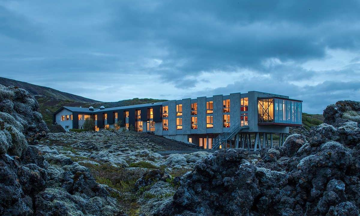 Ion Luxury Hotel Showcases The Best Of Iceland With Breathtaking Views And Unique Architecture