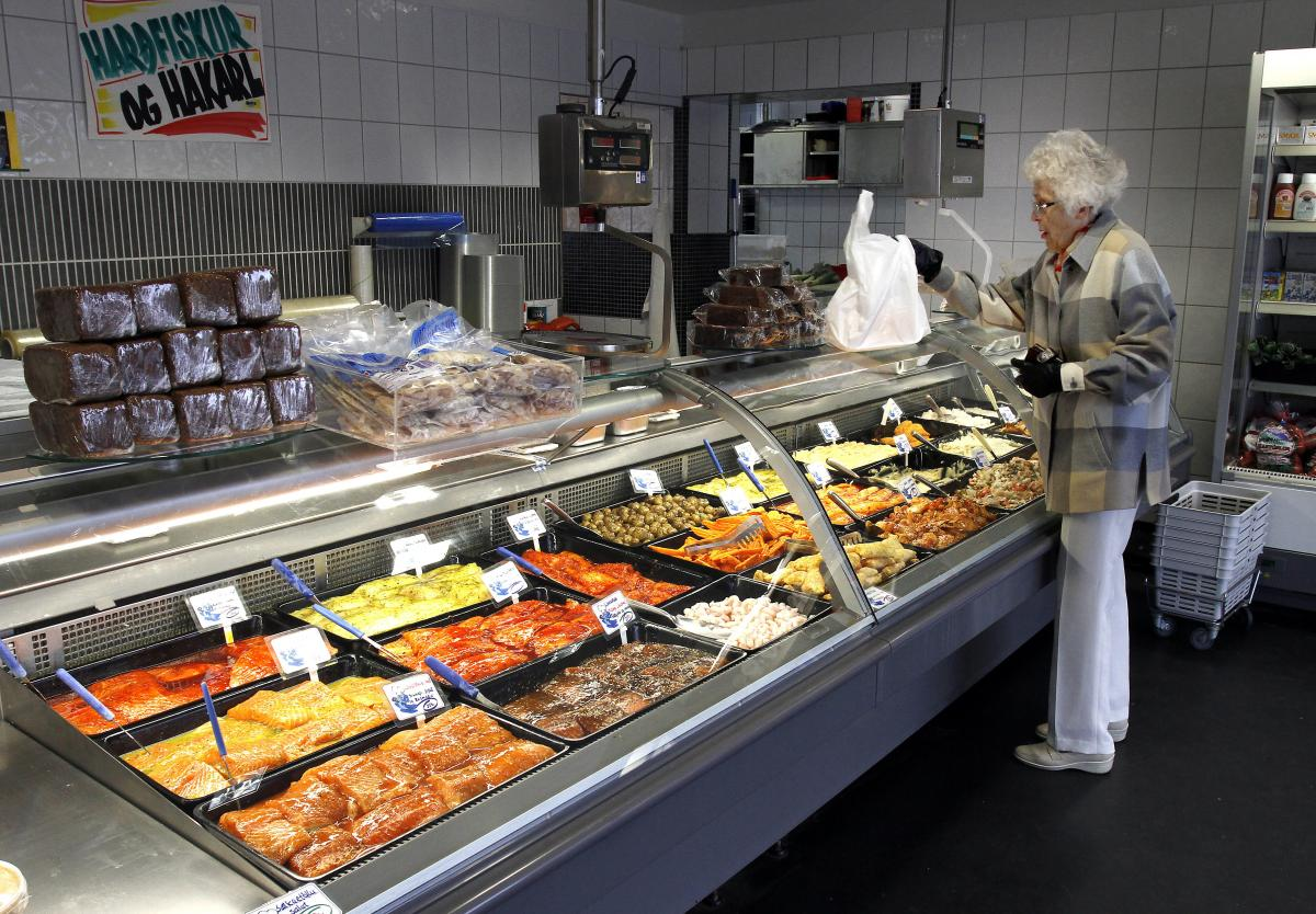 The icelandic diet of fresh fish and high quality meat is for Is fish considered meat