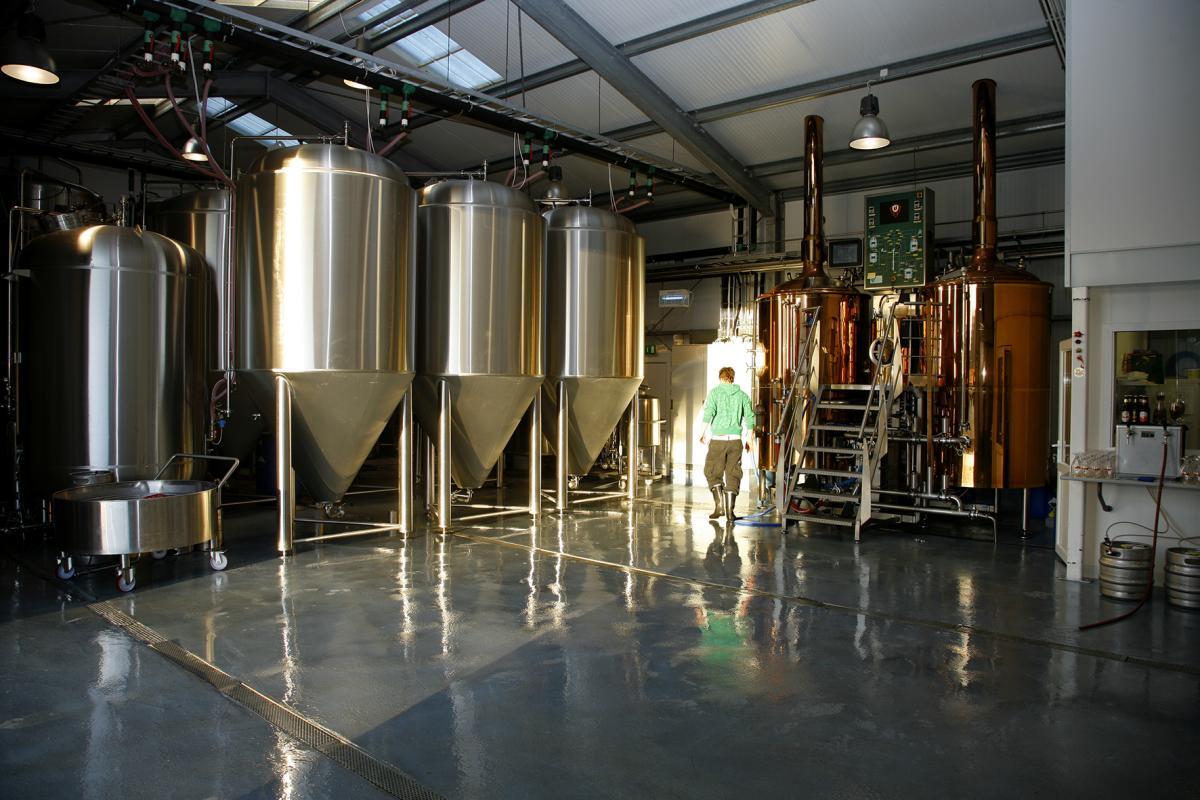 A Tasty Visit To The Kaldi Craft Beer Brewery In