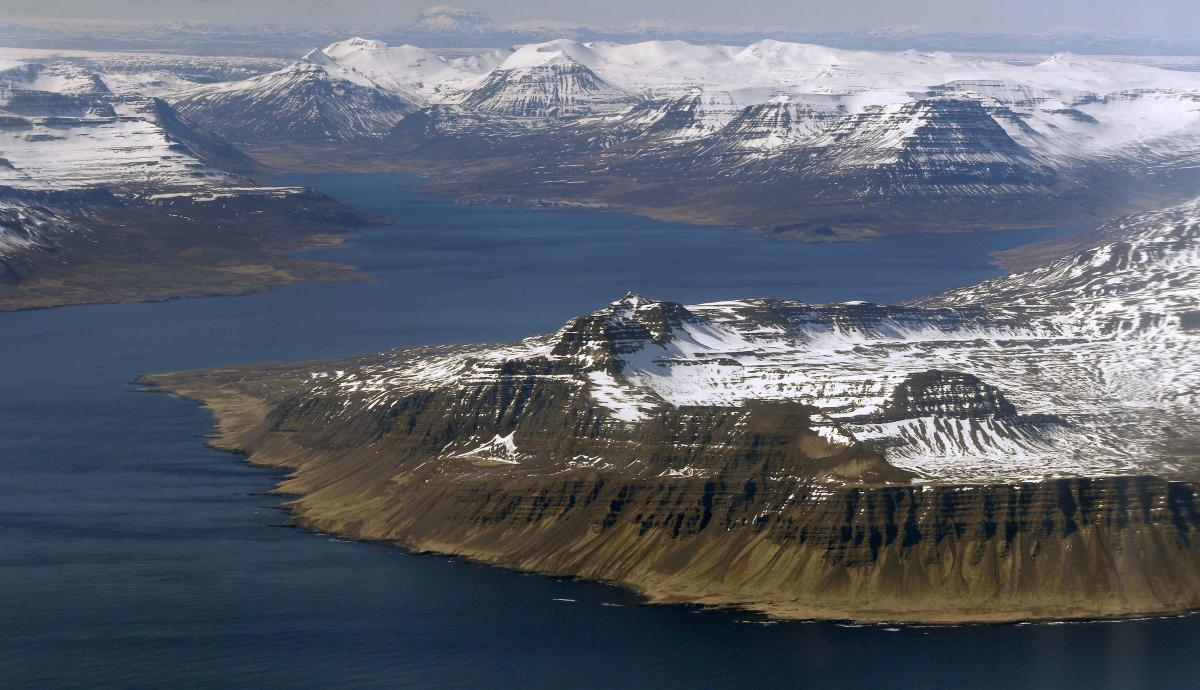 Temperatures Reached 16 Degrees Celsius 61 Fahrenheit In East Iceland Yesterday
