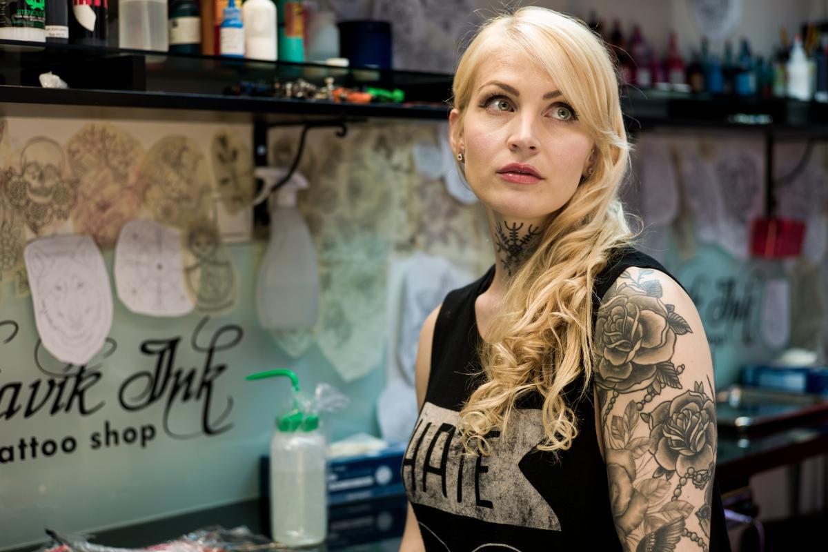 Getting inked in Iceland, the best tattoo shops in Reykjavík ...