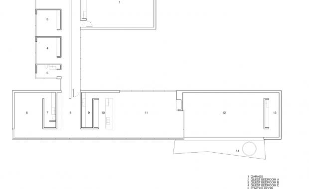Vacation house rborg in south iceland wins its third for Tk homes floor plans