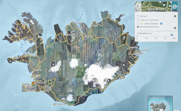 The best free online maps of Iceland | Icelandmag Google Map Download Free For Pc on pinterest download for pc, android download for pc, google goggles pc,