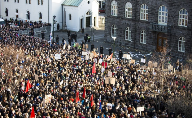 Anti-government demo planned for Monday