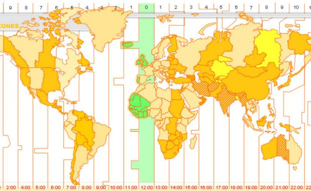 Will Iceland be moved into its right geographical time zone ...