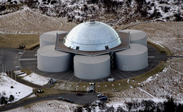 Asatru Tempel Reykjavik