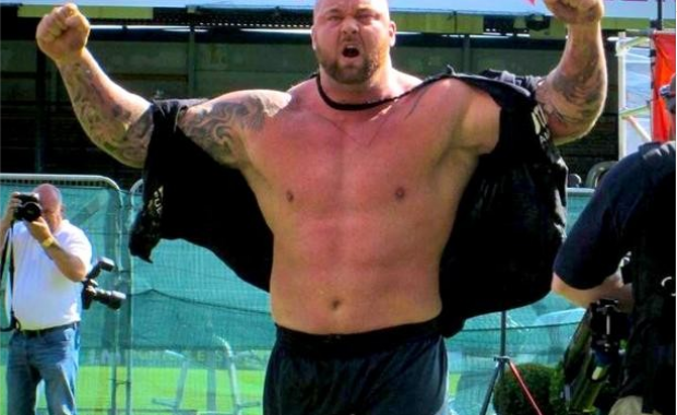 Thor Crowned The Strongest Man In Europe